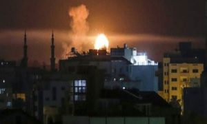Israeli, Attacks, Hamas Targets