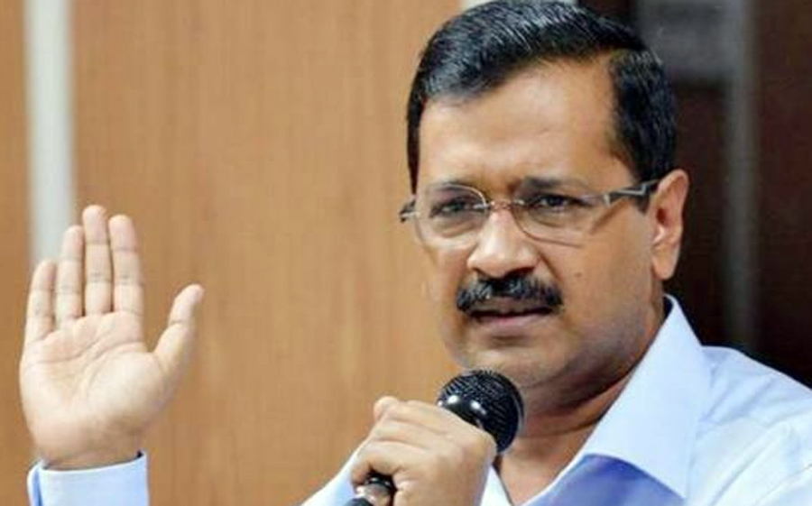 Arvind Kejriwal, Government, Test