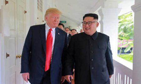 Donald Trump, Raised Issue, Human Rights, Kim Jong Un