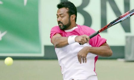 44 Year, Leander Paes, Selected, Asian Games, Sports