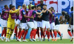 MBAF Amazing France Quarterfinals