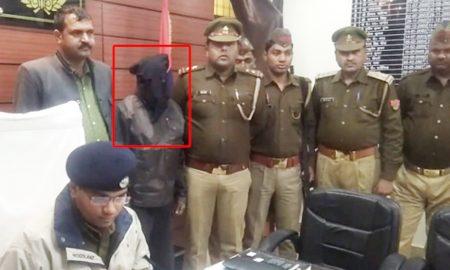 Meerut Police, Arrest, Deserved