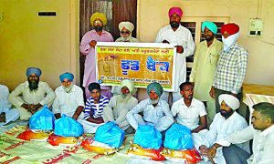 Ration, Distribution, Dera Sacha Sauda, Needy Peoples