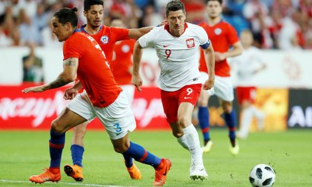 Poland, Draw, football, Chile, Sports