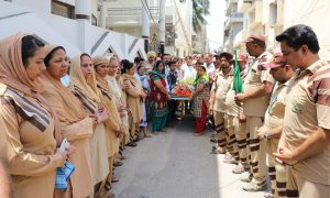 Santosh Rani Insan, Body Donate, Welfare Work, Dera Sacha Sauda, Saint Dr. MSG
