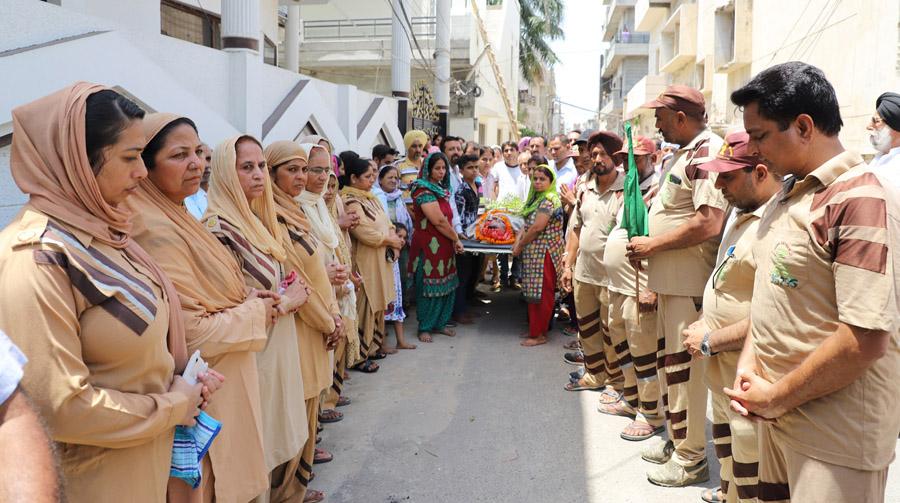 Santosh Rani Insan, Body Donate, Welfare Work, Dera Sacha Sauda, Saint Dr. MSG