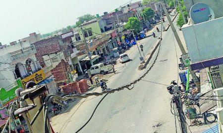 Heat, Ronak, Disappeared, Market, Haryana