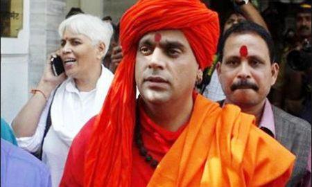 Swami Chakrapani, Former CM Akhilesh Yadav, Saint Dr. MSG
