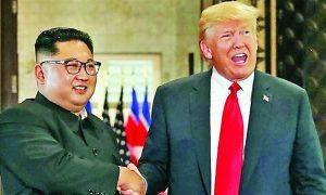 Era, Peace, Donald Trump,Kim Jong Un