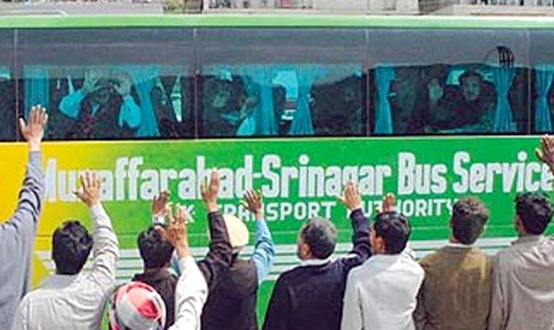 Srinagar, Karwa A Aaman, POK, Weekly, Departs