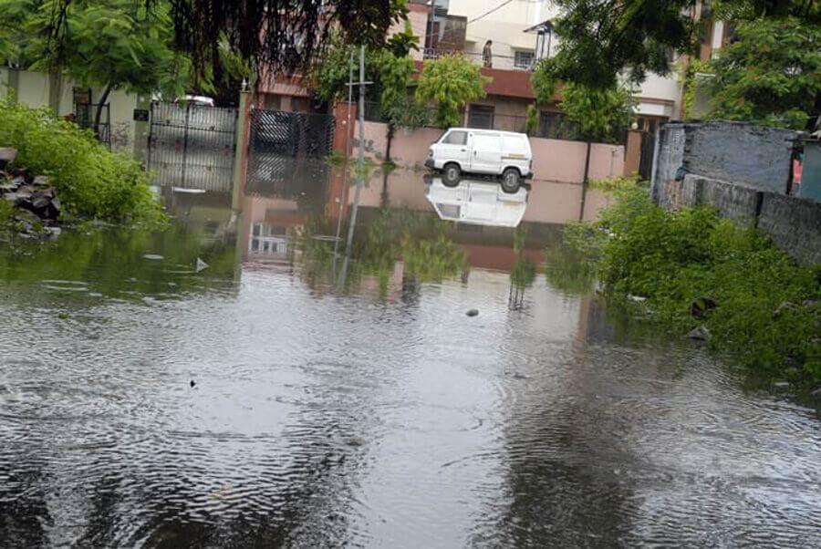 Heavy, Rain, Warning, Mumbai