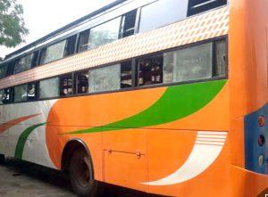 Private Bus Start
