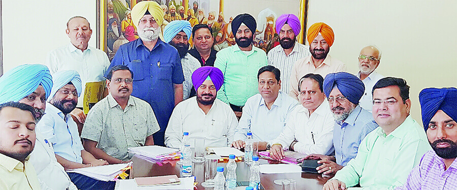 Unaided Colleges, Relief, Punjab