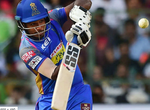 Yo-Yo Test frustrated Samson out of England A Dare