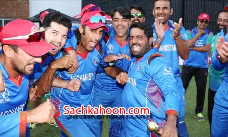 Twenty Match, Afghanistan, Beat, Bangadesh, Rashid Khan, Sports