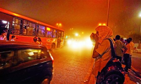 Rain, Dusty, Storm, Delhi