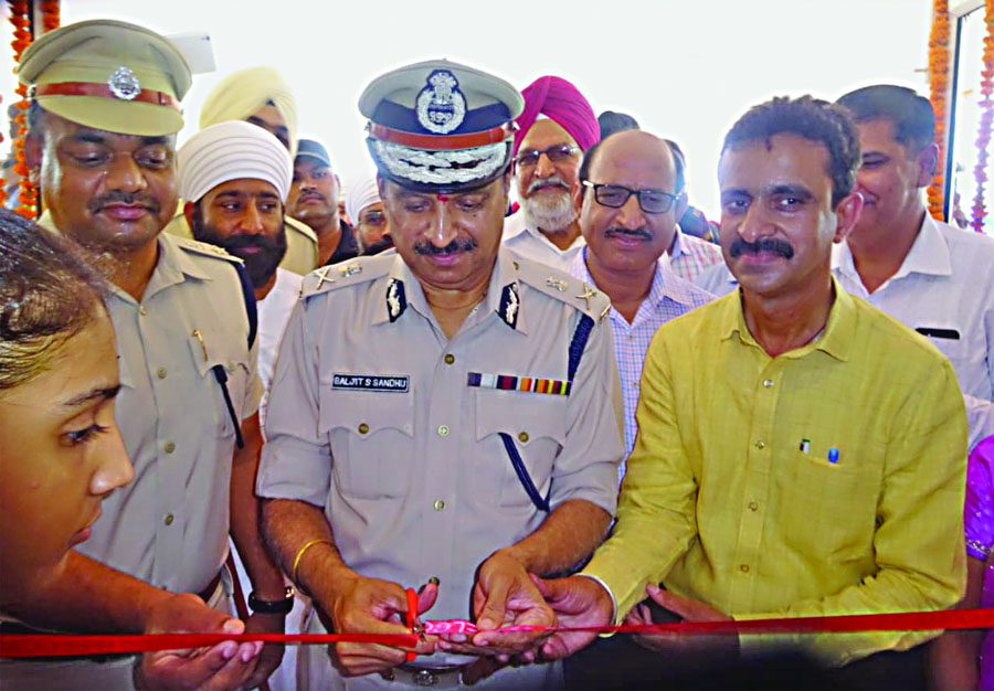 Priority, Provide, better, Facilities, Police, Personnel, DGP