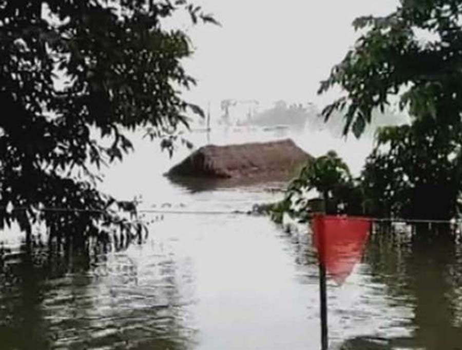 Floods, In, Kerala, Are, Life, Threatening