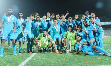 India, Kenya, Chetri, Football, Sports
