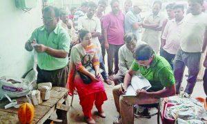 Health Department Team, Raid , Papayas Warehouse