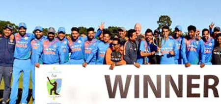 India's, Biggest, Win, 101st, Match