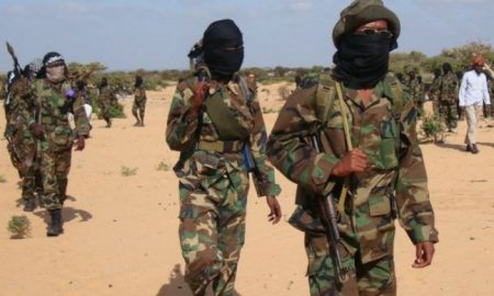 Islamic Militants Attacked African