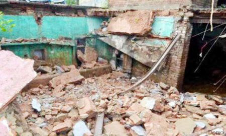 Three dead, Including, Women, Leaving, Roof Collapsed