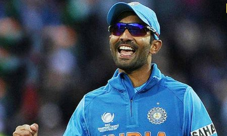 Saha Out Afghan Test Karthik Gets Chance After 8 Years