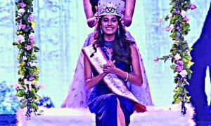 Miss, India, World, Anukriti, Vas