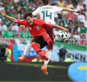 Mexico, Beat, Korea