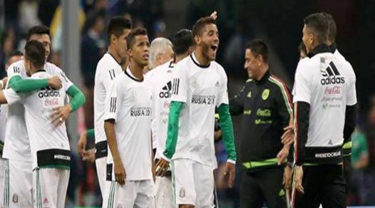 Mexico, Beat, Germany, 1-0