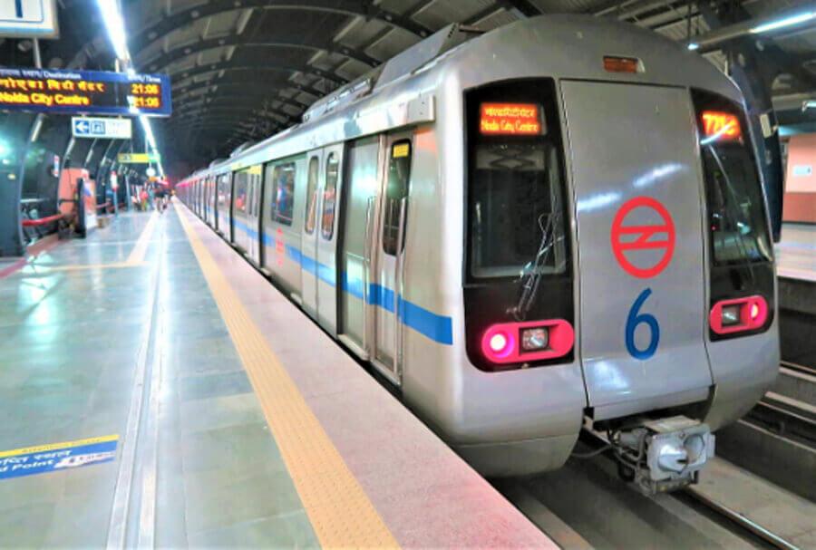 Metro, Run, Bahadurgarh, Haryana