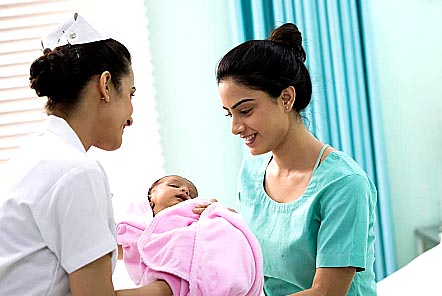 PP, Model, Operated, Mother, Child, Held, Wing, topnews
