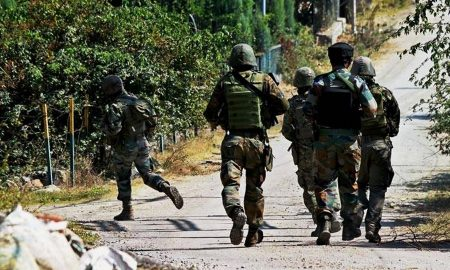 Pak, Firing, 4 Jawans, BSF, Including, Assistant, Commandant