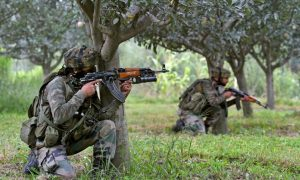 Kashmir, Army, Camp, Fails, Attack, Search, Operation, Continues