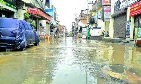 Heavy Rain, Punjab, Relief Summer