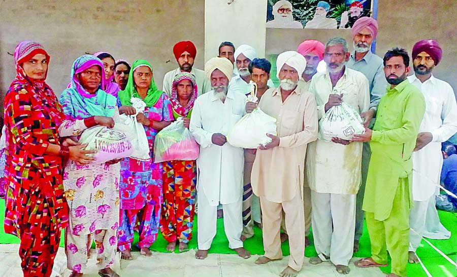 Ration, Distribution, 5 Families