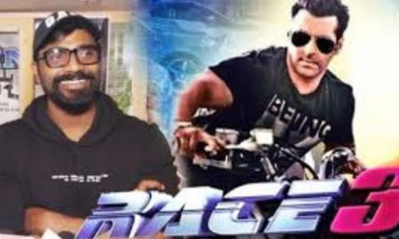 Salman's, Entry, Into, The, Race 3