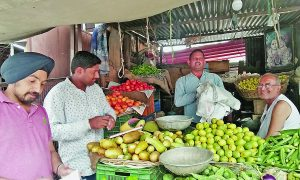 Fines, 1100 Rupees, Shopkeepers, In Punjab
