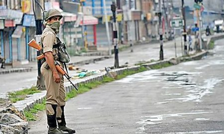 strike, Srinagar,  deployment, security, forces