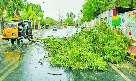 UP: Storm, Hits, Again, Dies, 19 People
