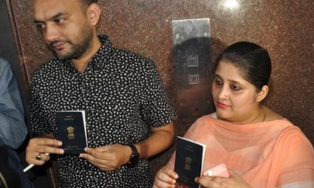 Tanvi, Difficulty, Passport, Matters