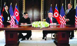 Kim, Trump, Created, Atmosphere, Goodwill