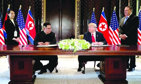 Kim, Trump, Created, Atmosphere, Goodwill
