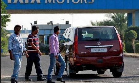 Tata Motors rises 58% in sales