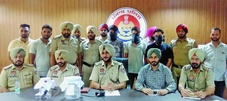 Thief, Arrested, Punjab Police