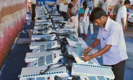 counting, Votes, Karnatakas, Jaynagar, Assembly,Seat