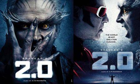 Film 2.0, Rajni, Akshay kumar