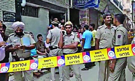 Bodies Found Delhi