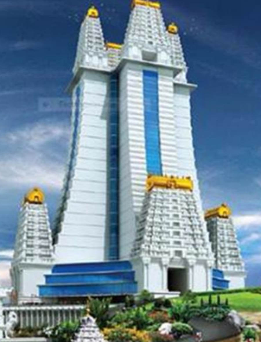 India, Highest, Temple, Built, Environmental, Danger, N.G.T, Notice